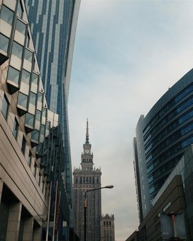 Architecture of Warsaw - Free image #335261