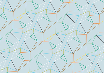 Linear pattern background - vector #335801 gratis