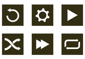 Vector Icons - Free vector #336691