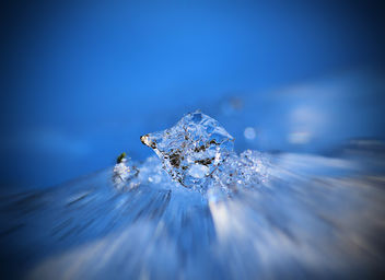 Blue Ice of my Fantasy - image gratuit #337421