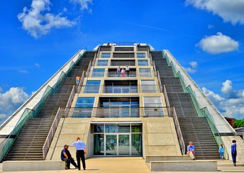 Contemporary architecture in Hamburg - image #338261 gratis