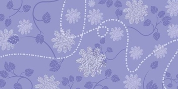 Floral background - vector #338941 gratis
