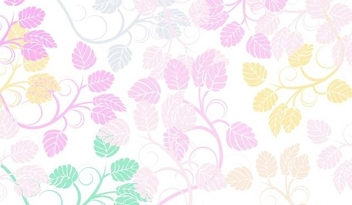 Floral colorful background - vector gratuit #338951