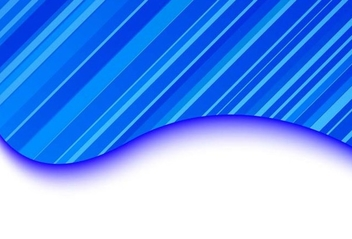 Blue abstract - vector gratuit #338981
