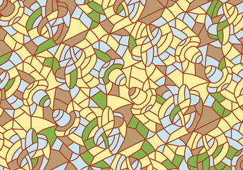 Abstract Shape Pattern Vector - Free vector #339361