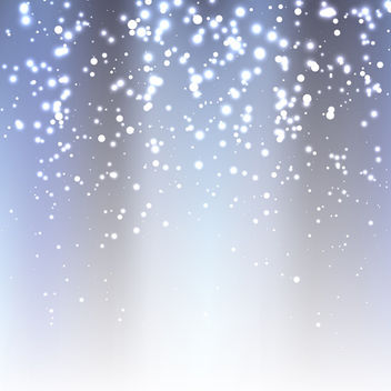 Christmas Magic Background - vector gratuit #340411