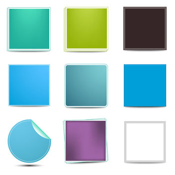 Avatar or Icon Frames - Free vector #340691