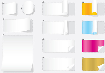 Flip Labels - Free vector #341891