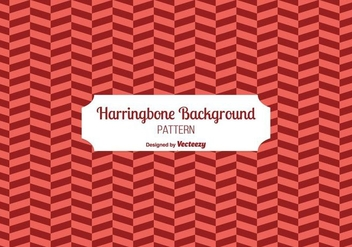Harringbone Pattern Background - Kostenloses vector #343061