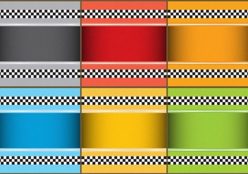 Race Template 05 - Free vector #343441