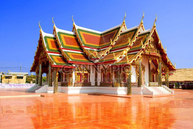 Temple Phra That Choeng Chum - Free image #344451