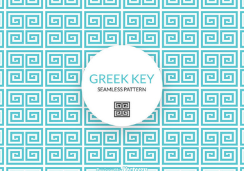 Free Greek Key Vector Pattern - бесплатный vector #344461