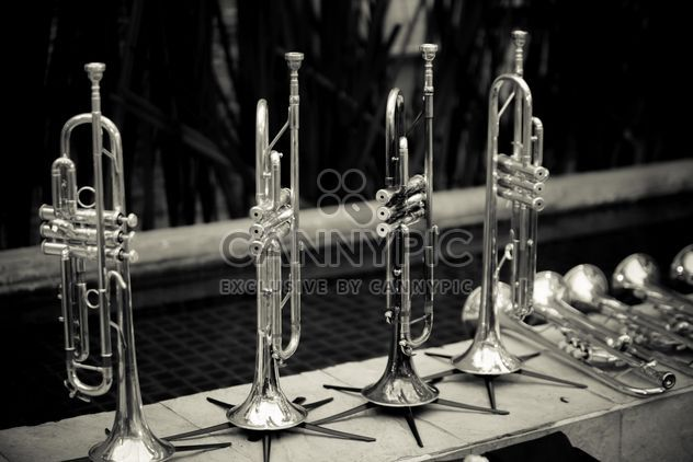 Trumpet music instruments - Free image #345891