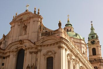 St. Nicholas church on old town square, Prague - image gratuit #348401