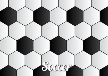 Free Soccer Background Vector - Free vector #349781
