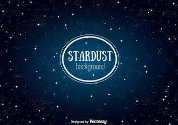 Free Stardust Vector Background - Free vector #350691