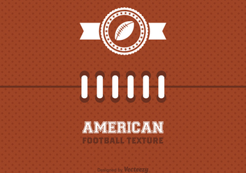 Free American Football Texture Vector - Free vector #350861