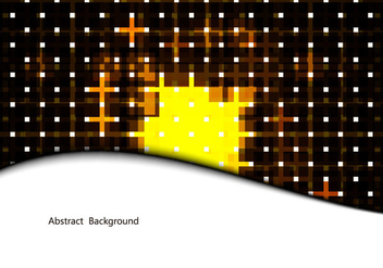 Free Vector Mosaic Background Design - Free vector #353811