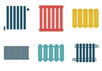 Free Radiator Vector Illustration - бесплатный vector #354071