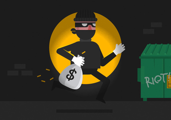 Vector Robber - Free vector #354151