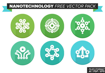 Nanotechnology Free Vector Pack - бесплатный vector #354331