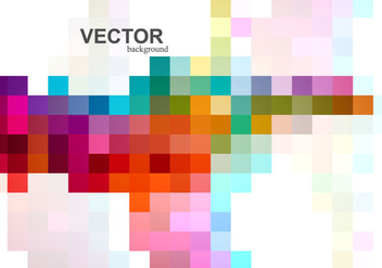 Abstract Colorful Mosaic - vector gratuit #354501