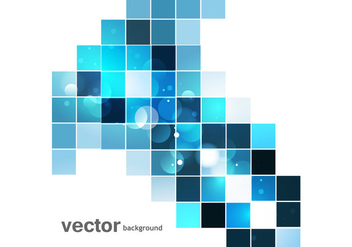 Abstract Colorful Mosaic - vector #354711 gratis