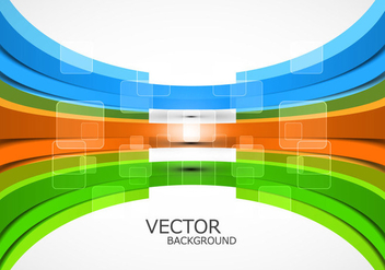 Technology Abstract Background - Free vector #355081