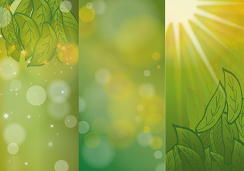 Background Hijau Green Vectors - бесплатный vector #355881