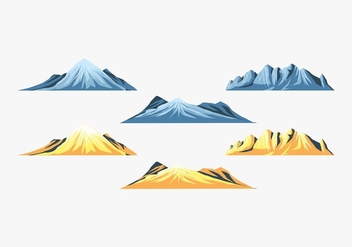 FREE EVEREST VECTOR - Free vector #355951