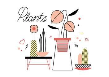 Free Plants vector - Free vector #356191