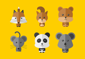 Vector Animal - vector gratuit #356951