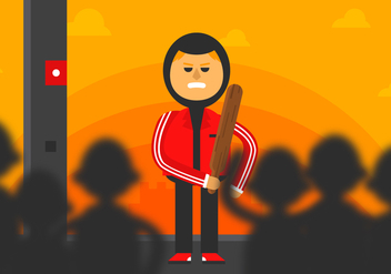 Vector Hooligans - Free vector #357541