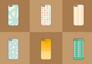 Free Iphone Case Vector #3 - Free vector #357611