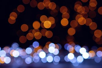 Christmas bokeh background - бесплатный image #359181