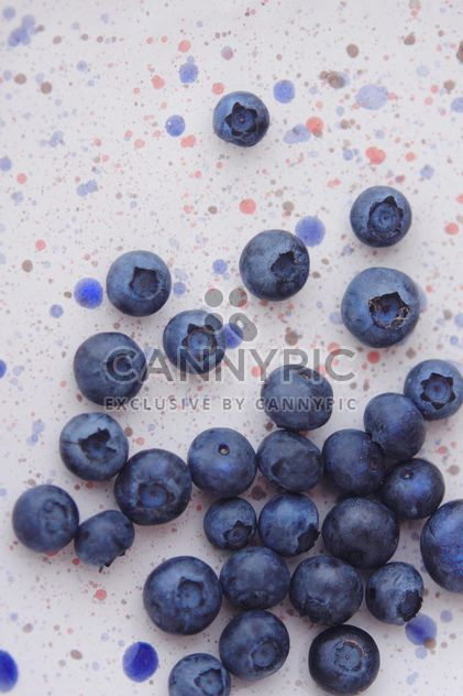 Fresh ripe blueberries - Free image #359191