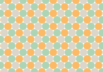 Diamond Tile Pattern - vector gratuit #359821