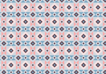 Tiles Abstract Pattern - Free vector #359841