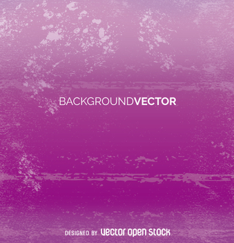 Grunge background in purple - vector gratuit #360751