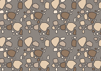 Free Stone Path Pattern #2 - Free vector #361871