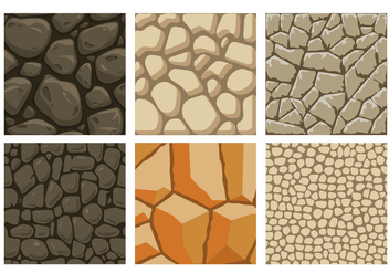 Stone Path Vector - Free vector #362161