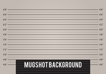 Mugshot Background Vector - vector gratuit #363061