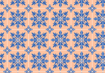 Tile Mosaic Pattern - Kostenloses vector #364071