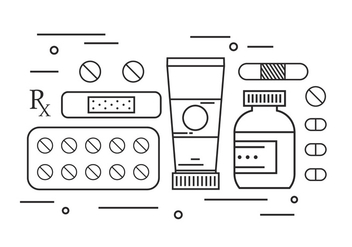 Free Medical Icons - vector gratuit #364831