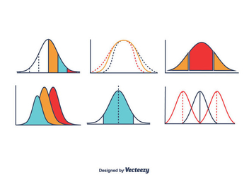 Free Bell Curve Vector - Free vector #365311