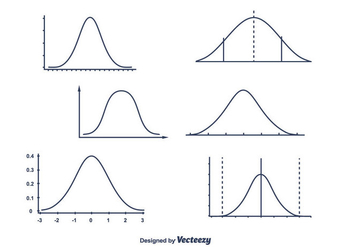Bell Curve Vector - Free vector #365321