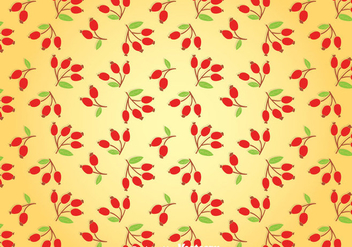 Rosehip Background - Free vector #366391