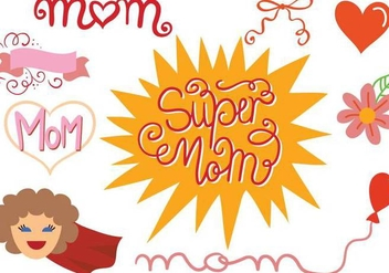 Free Mother Vectors - Free vector #366451