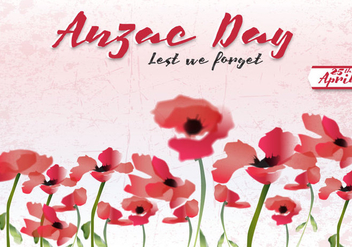 Anzac Day - Free vector #367011