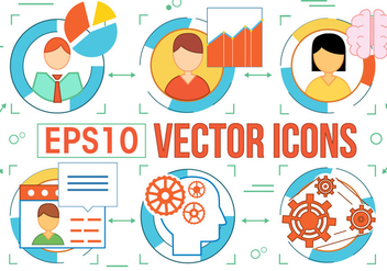 Free Users and Other Vector Icons - Kostenloses vector #367071
